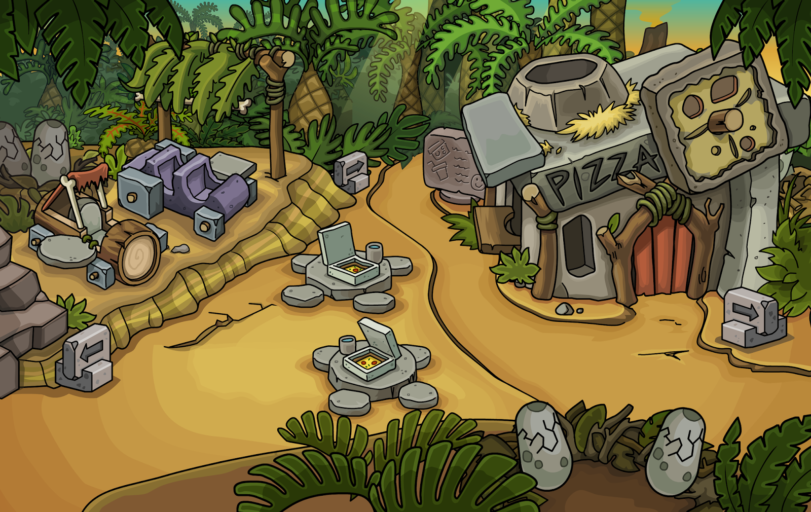 Club Penguin Prehistoric Party 2016 Guide - The Penguin Times