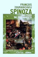 François Zourabichvili: Spinoza. Una física del pensamiento (2014)