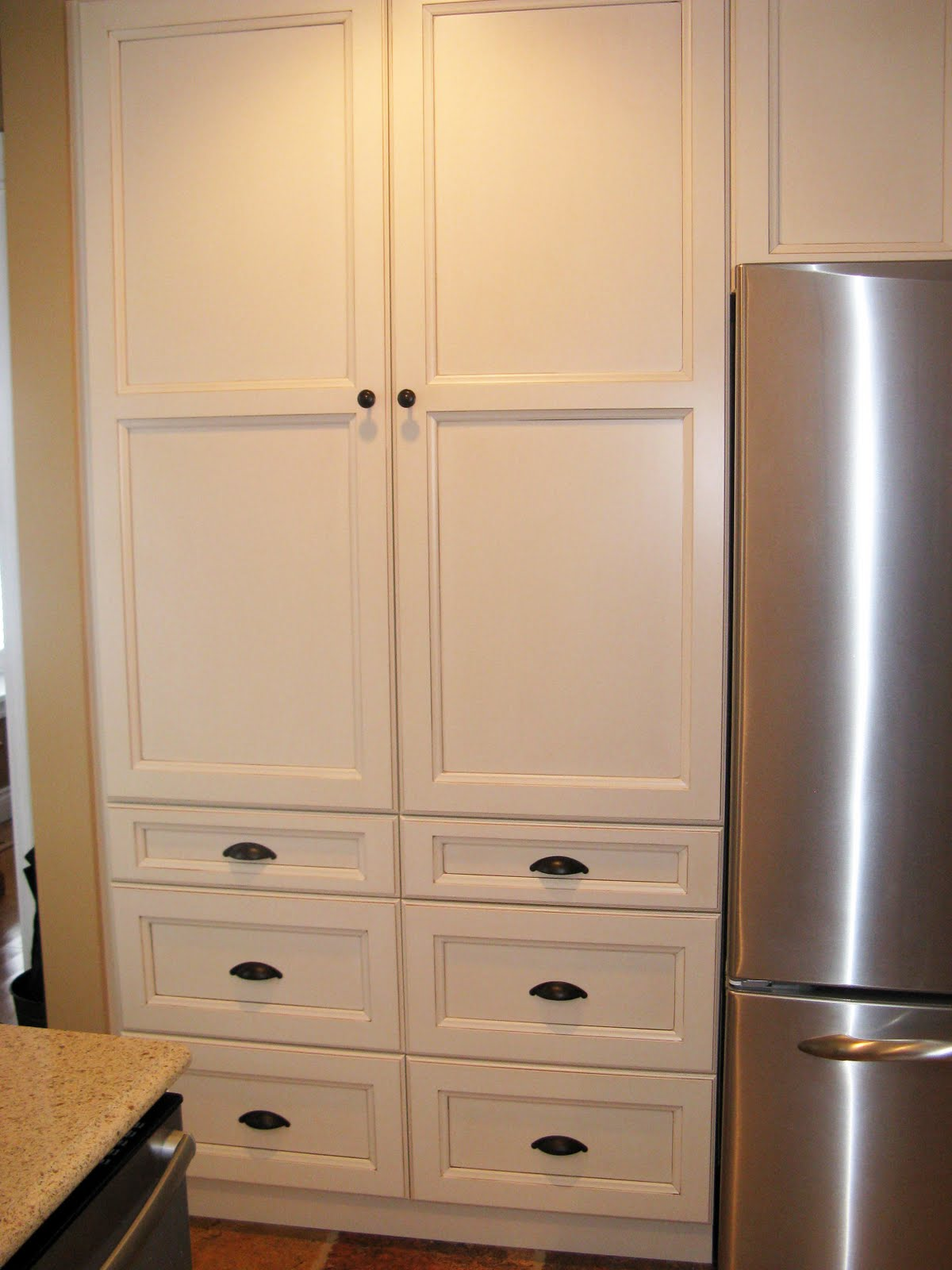 Five star photo gallery painted cabinets for 5 star kitchen cabinets