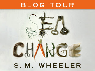 sea change by s.m. wheeler blog tour