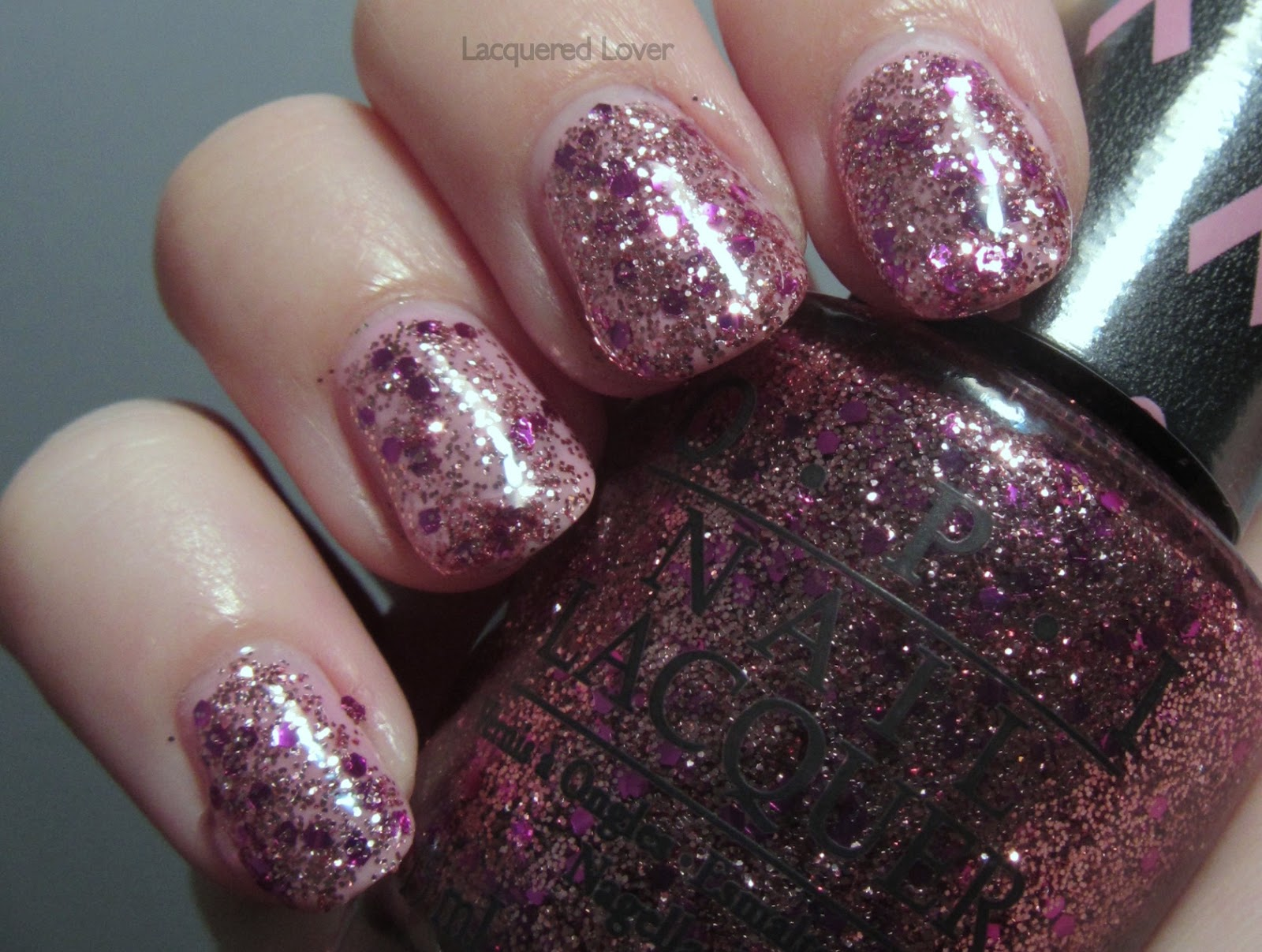 OPI Pink of Hearts 2012 Swatches and Review Opi Pink Of Hearts 2012