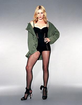 Kate Winslet legs