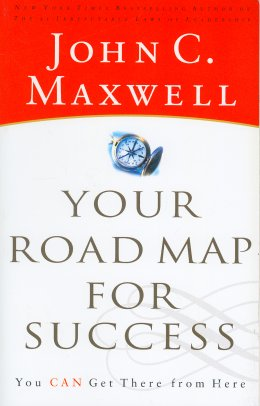 John maxwell successful thinking about