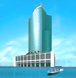 CBC tower in Business Bay from AAKAR