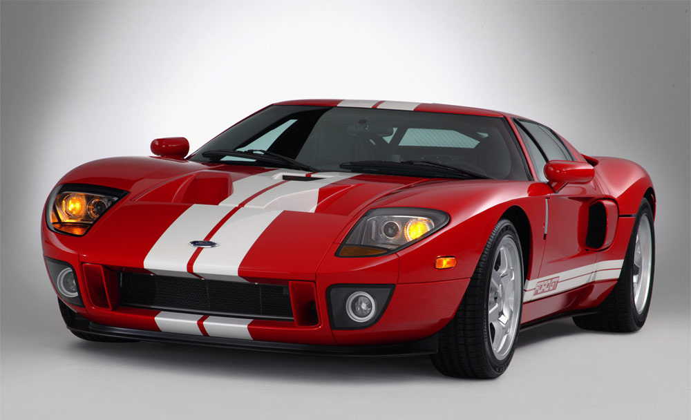 Ford Cars: 2006 Ford GT