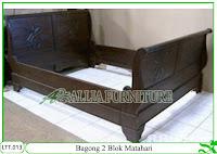Tempat Tidur Klender Bagong 2Blok
