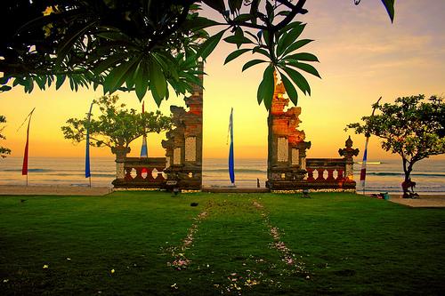 Pantai Kuta Bali,