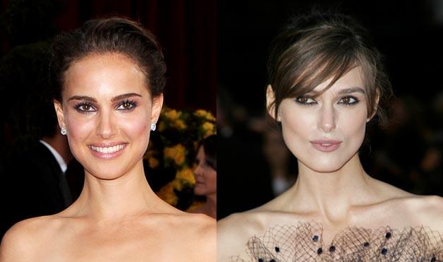 Natalie Portman Elle. keira knightley vs natalie