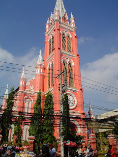 Rosa vietnamita Igreja