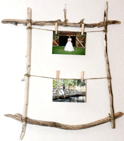 easy diy frame
