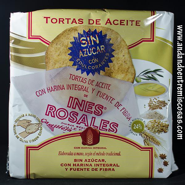 Torta de aceite, Inés Rosales
