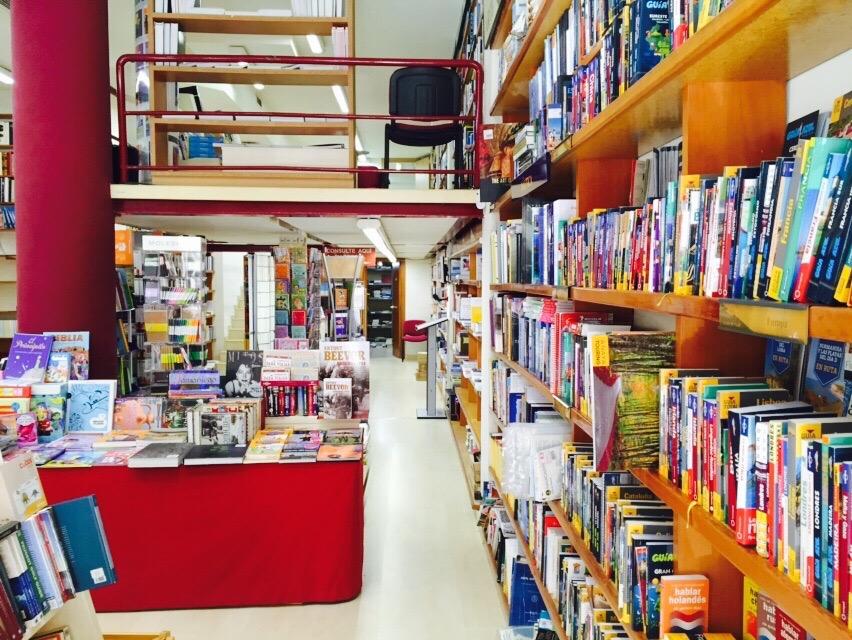 Libreria Cilsa. Alicante