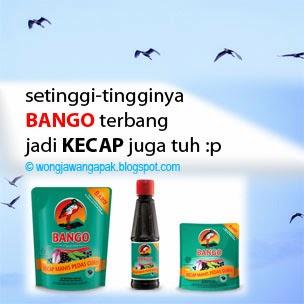 DP GAMBAR KATA-KATA HUMOR LUCU BURUNG BANGO, KECAP BANGO