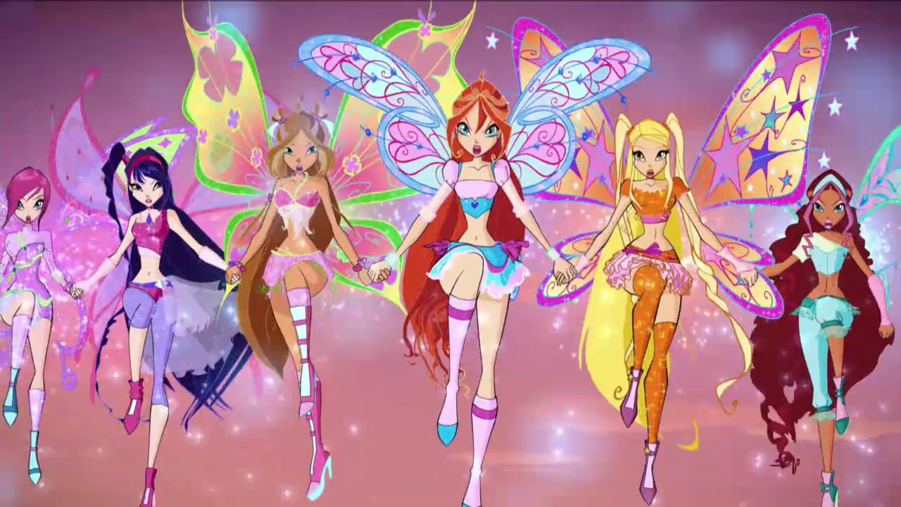 w f c winx club 5 temporada novas imagens abertura e 1 epis dio the lilo. Black Bedroom Furniture Sets. Home Design Ideas