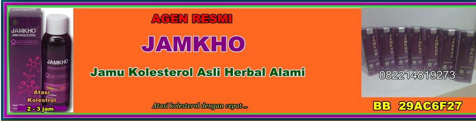 Agen Jamkho obat Kolestrol