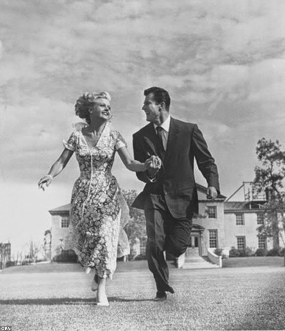 Angela Lansbury - George Douglas