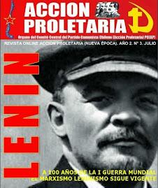 Revista Acción Proletaria nº 3