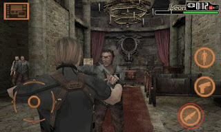 Resident Evil 4 v1.00.00 for Android