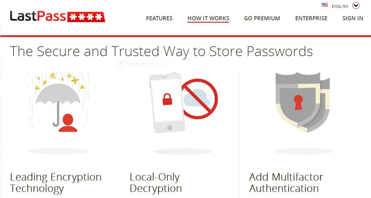 LastPass Access Manager