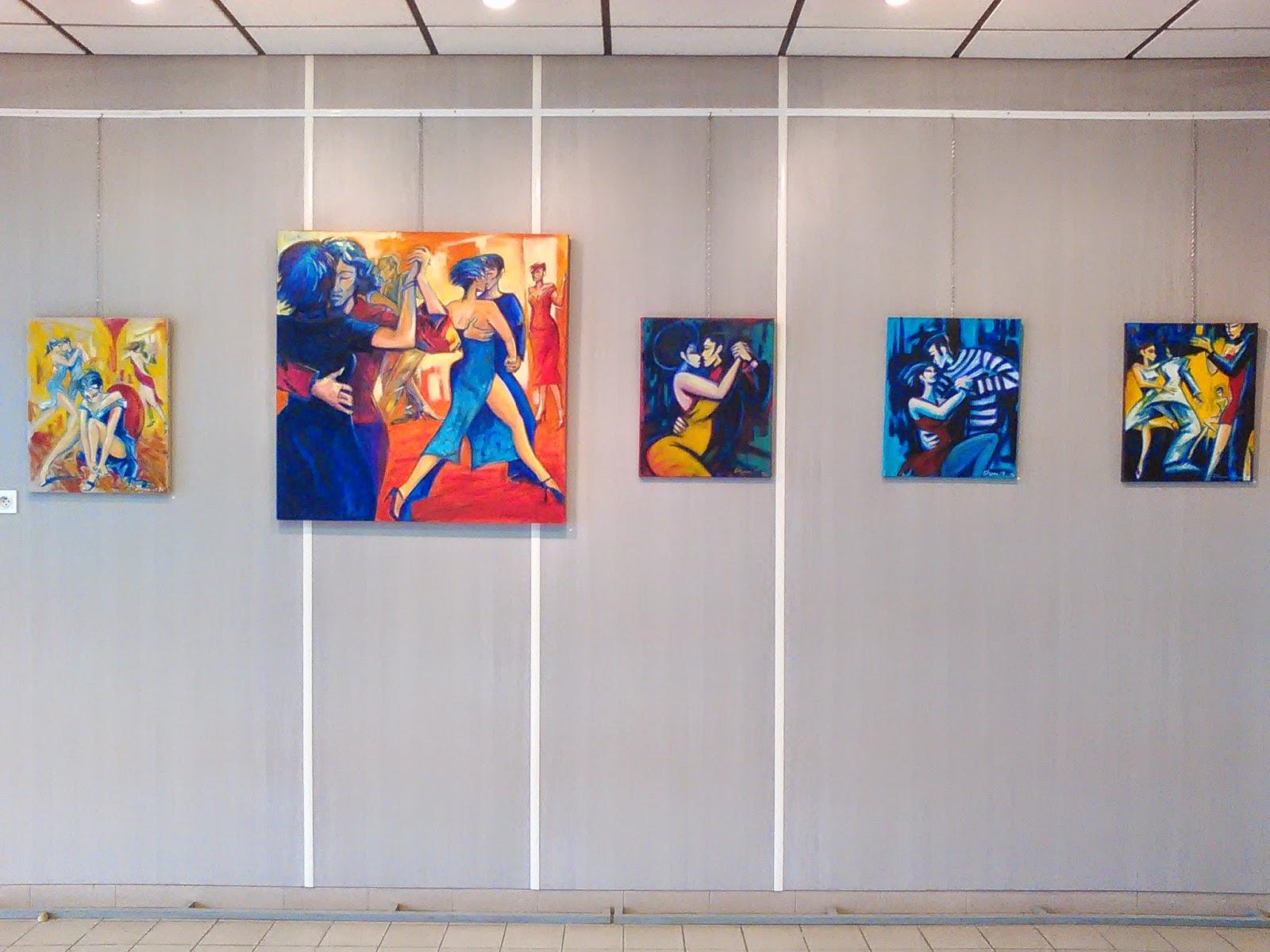 Exposition BD / Tango 2015