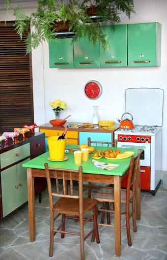 decorar cozinha rustica:Blog de Decorar: Cozinha Descolada X Cozinha Planejada