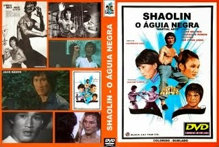 SHAOLIN - O ÁGUIA NEGRA
