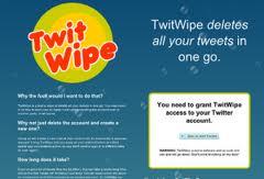 Eliminare Tweet Twitter
