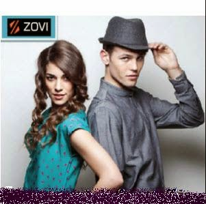 Zovi : Clothing, Footwears & Accessories upto 80% off  + 5% +5% Extra off