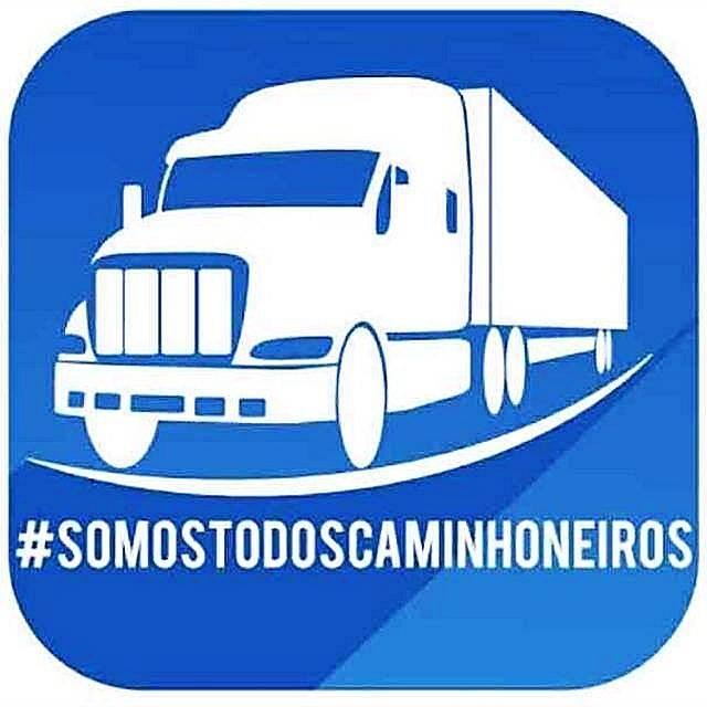 #SOMOS TODOS CAMINHONEIROS#