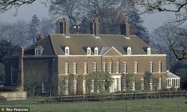 Queen To Give Anmer Hall To William And Kate