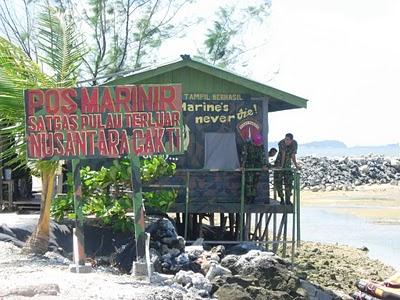 Pertahanan Pulau Terluar RI Harus Diperkuat