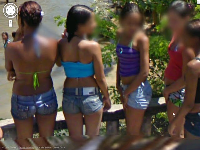 streetview girls girl bikini sexy chicas chica mujer