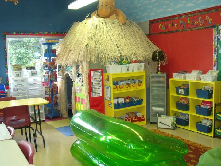 Creative Classroom Idea ~ Jungle safari themed classroom ideas printable