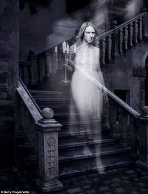 Los fantasmas en los sueños