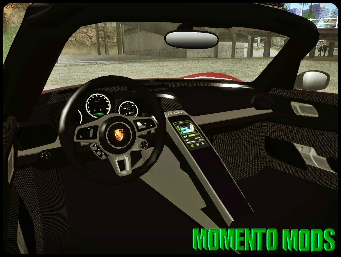 GTA SA - Porsche 918 2013