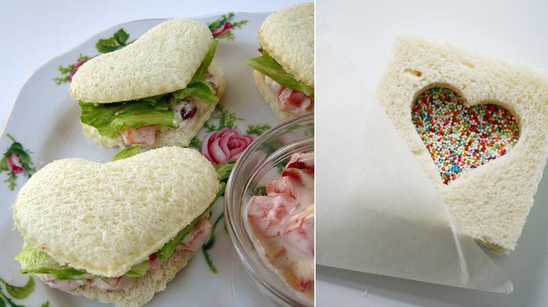 Revista padres cocina divertida para ni os sandwiches for Cocina creativa para ninos