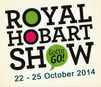 Royal Hobart Show 22-25 October 2014