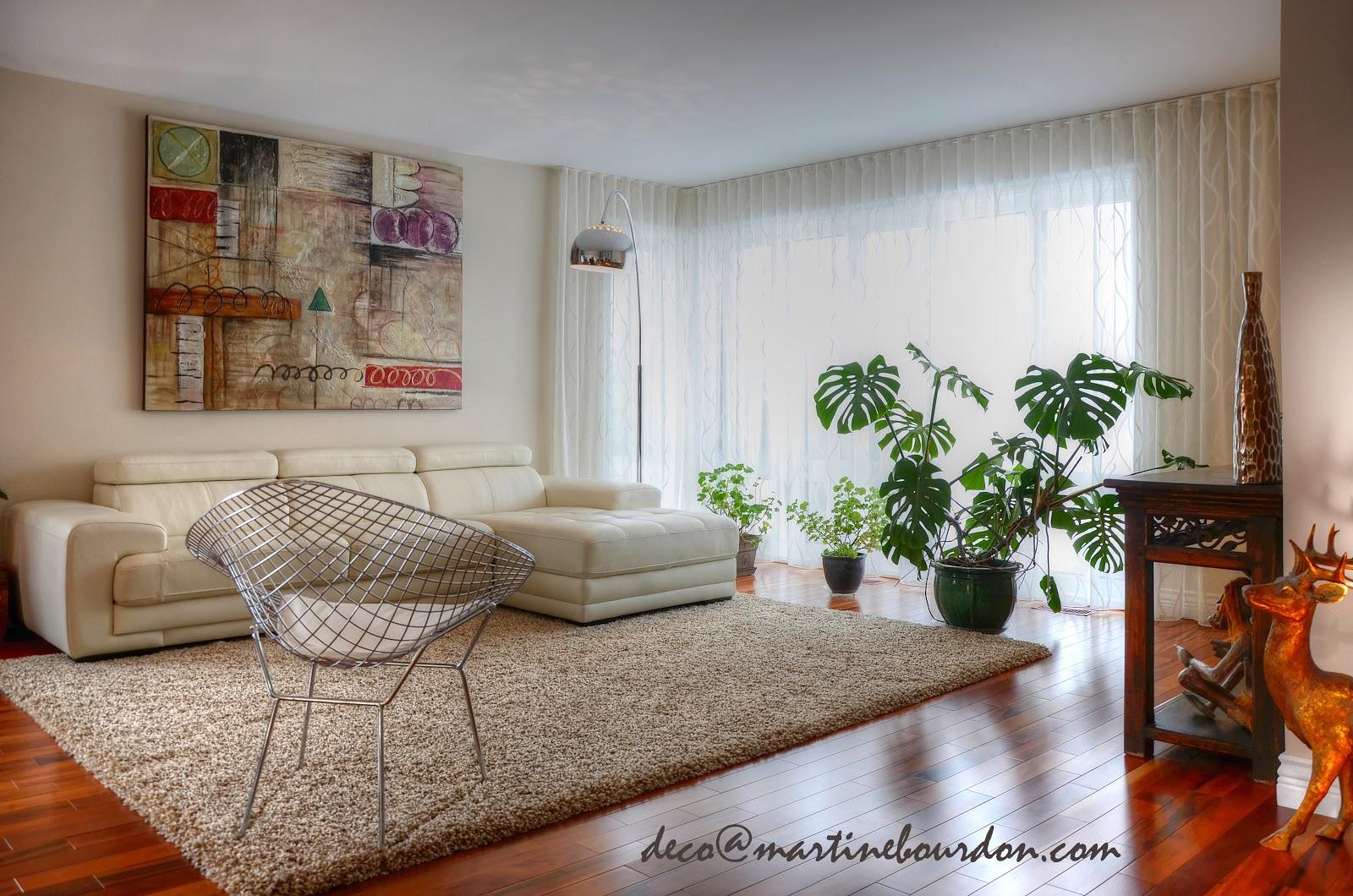 L'espace dÉco: rideaux mur à mur, un classique des plus ...