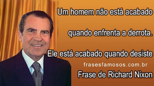Frases de Richard Nixon