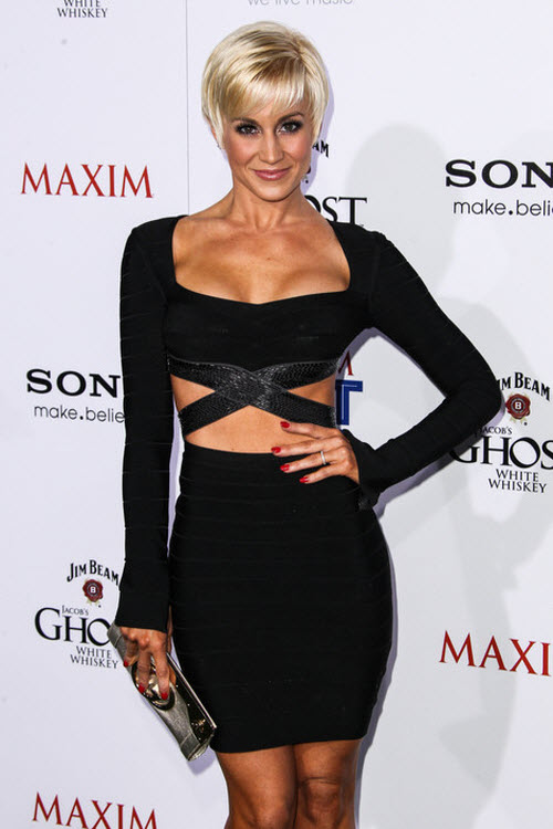 Kellie Pickler at Maxim's Hot 100 Party