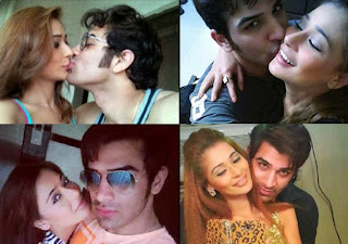 Sara Khan Very Cute pics of Sara Khan with Her Boyfriend