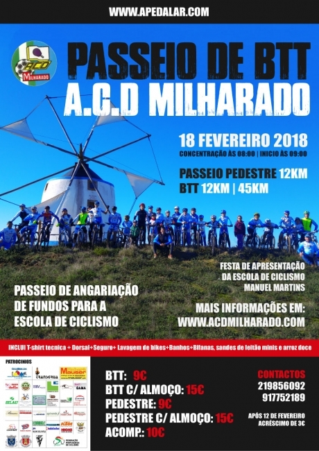 18FEV * MILHARADO – LISBOA
