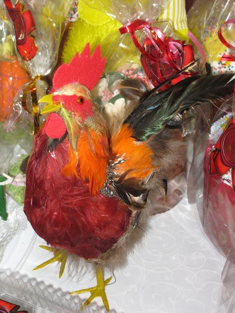 Фото Виталия Бабенко: декоративный петух