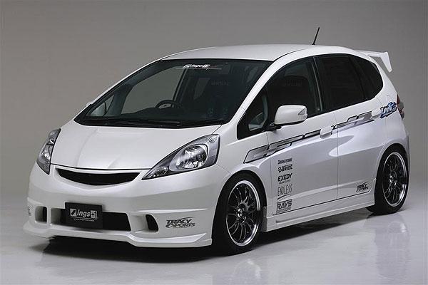 Attractive Honda Fit
