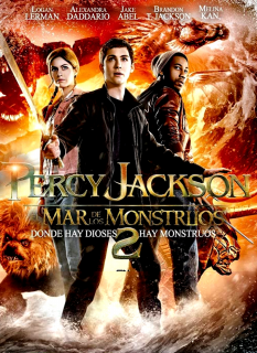 Percy Jackson y el mar de los monstruos WEB_DL Latino 2013