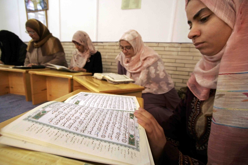 muslim single women in humble Western women generally view muslim women as  are women allowed to work in islam  and the truthful men and the truthful women, and the humble men.