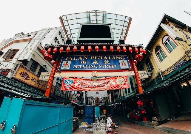 Chinatown Petaling Street Flea Market