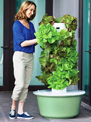 Get a Tower Garden and Grow Organic Food EASILY, Anywhere