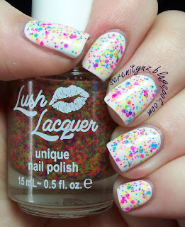 Lush Lacquer Freckles