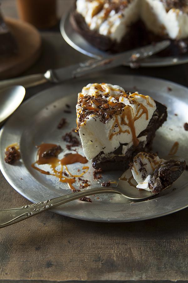 Torta Sustanciosa de Chocolate